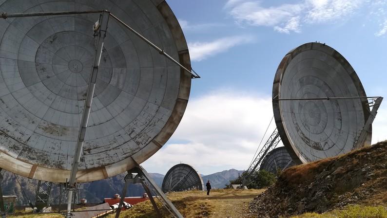 Stazione NATO del Monte Giogo: Storia, Moto & Radio