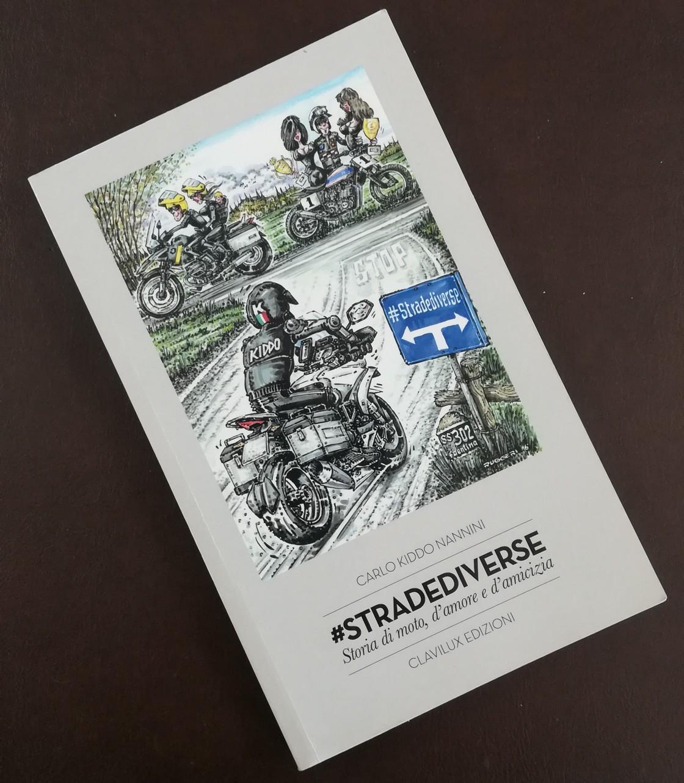 Recensione libro #STRADEDIVERSE di Carlo Kiddo Nannini