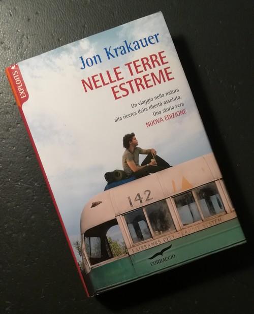 """Recensione libro """"NELLE TERRE ESTREME"""" Jon Krakauer"""